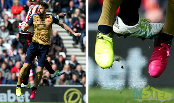 Olivier Giroud Arsenal tricks evoPOWER edited