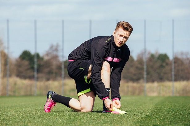 Marco Reus in evoSPEED 1.5