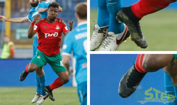 Ezekiel Henty FC Lokomotiv Moscow camo SF IV edited