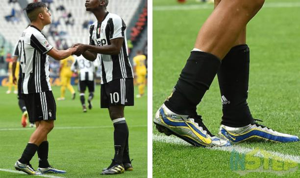 Paulo Dybala Juventus custom SF IV edited