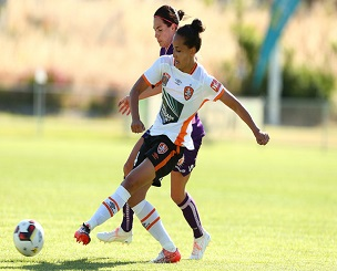 rosie-sutton-perth-glory-summer-obrien-brisbane-roar-puma-evospeed-and-evotouch