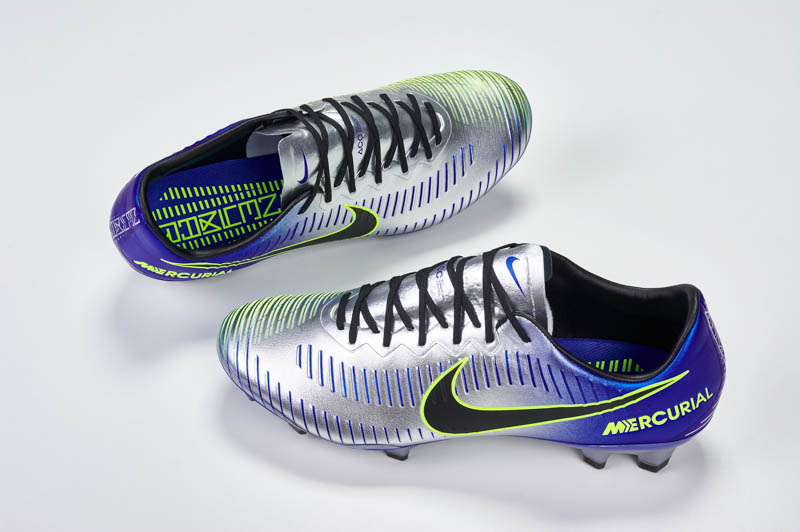 5962f4e1a Neymar Jr is no stranger to rocking some of the flashiest boots around.  Neymar also loves his boots to have personal meaning to him in both general  design ...