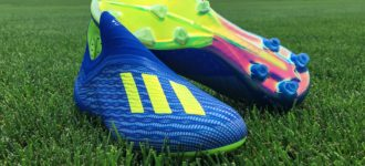 Instep Review: Adidas X 18+
