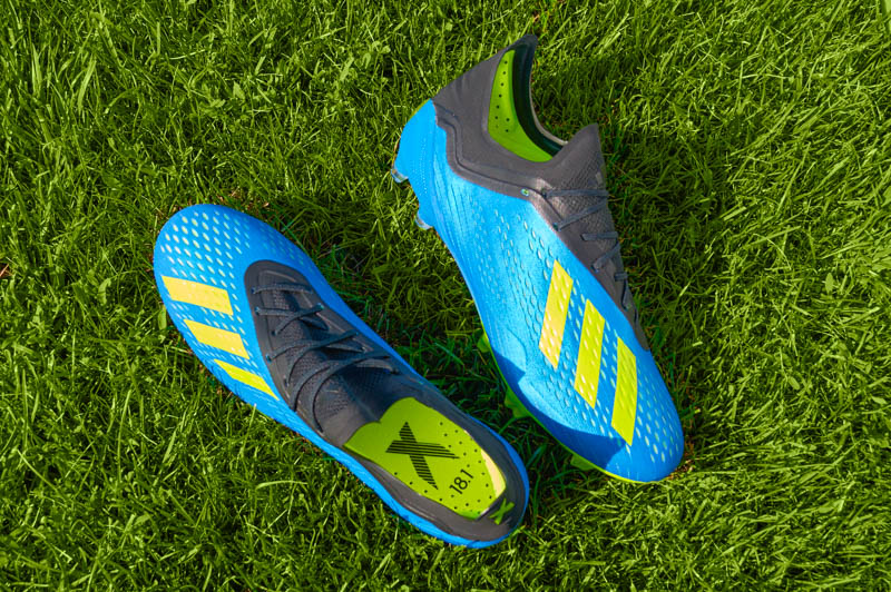 the marvelous adidas X18.1