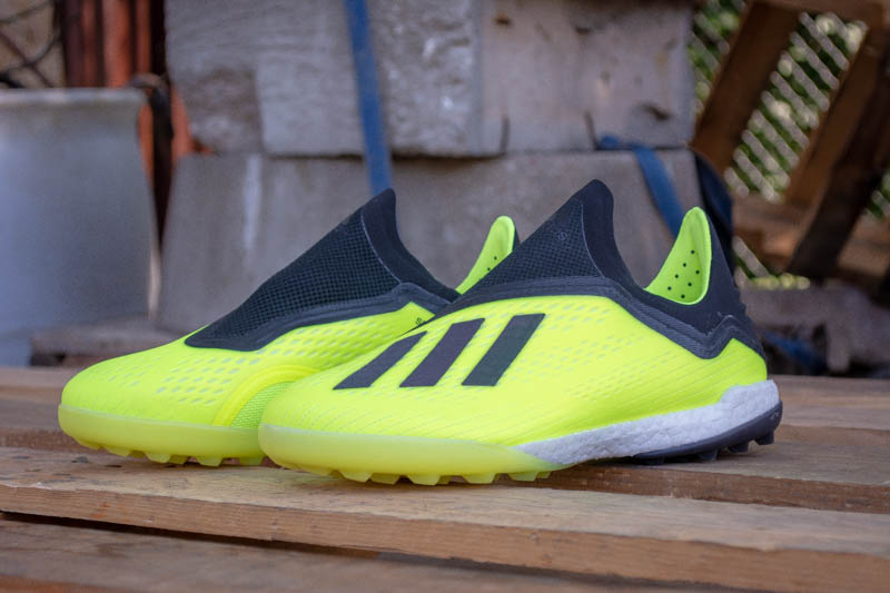 wholesale dealer 54ba0 c3d2a adidas X 18+ Tango Review - The Instep - SoccerPro