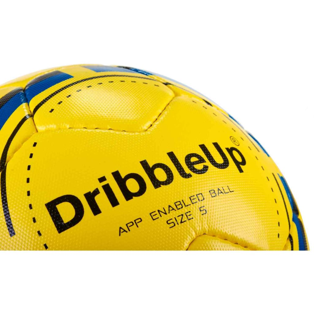 The DribbleUp Ball