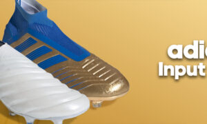 Highly Coveted Input Code Pack Released by adidas®