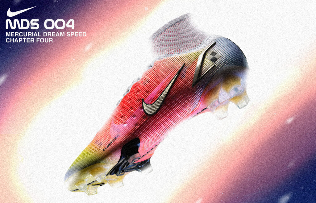 mercurial dream speed 004 firm ground cleats by Nike
