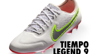 A New Legend Has Arrived- Tiempo 9