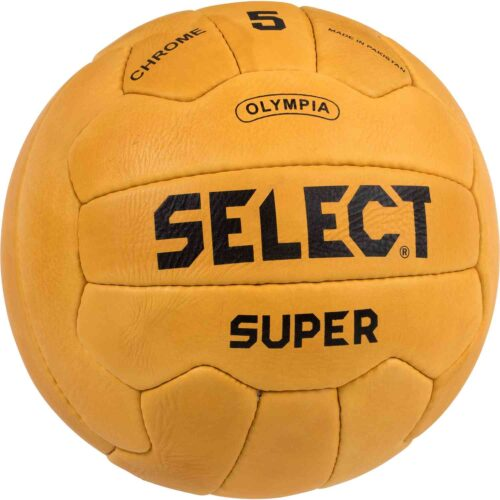 Select Leather 1950 Soccer Ball