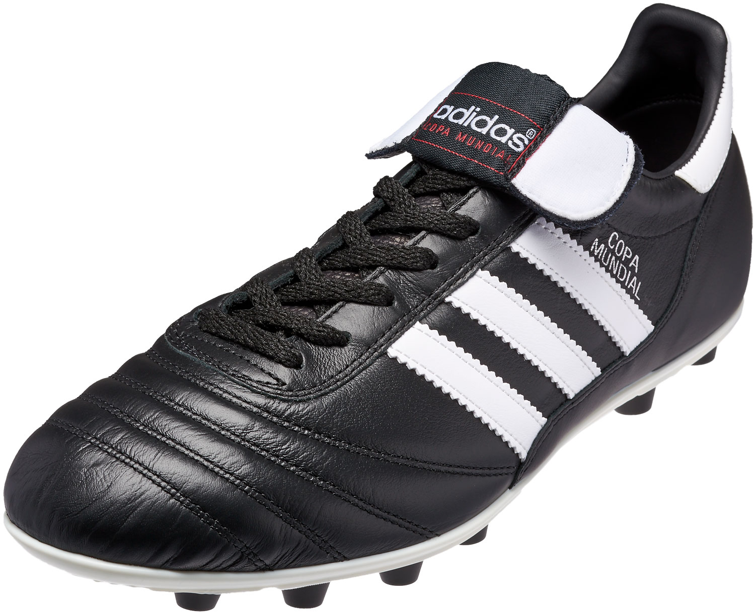 low priced 2f2c4 b3ba1 adidas Copa Mundial FG – Black White
