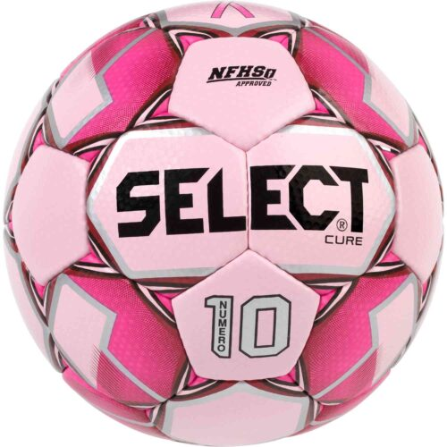 Select Numero 10 NFHS Soccer Ball – The Cure