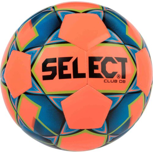 Select Club DB Soccer Ball – Orange