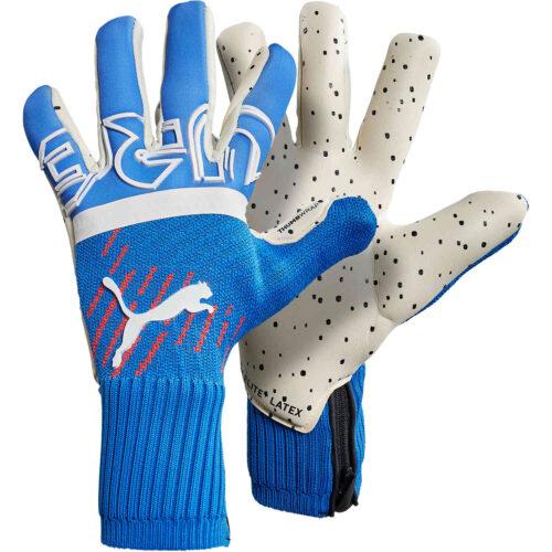 PUMA Future Z Grip 1 Hybrid Cut Goalkeeper Gloves – Faster Forward