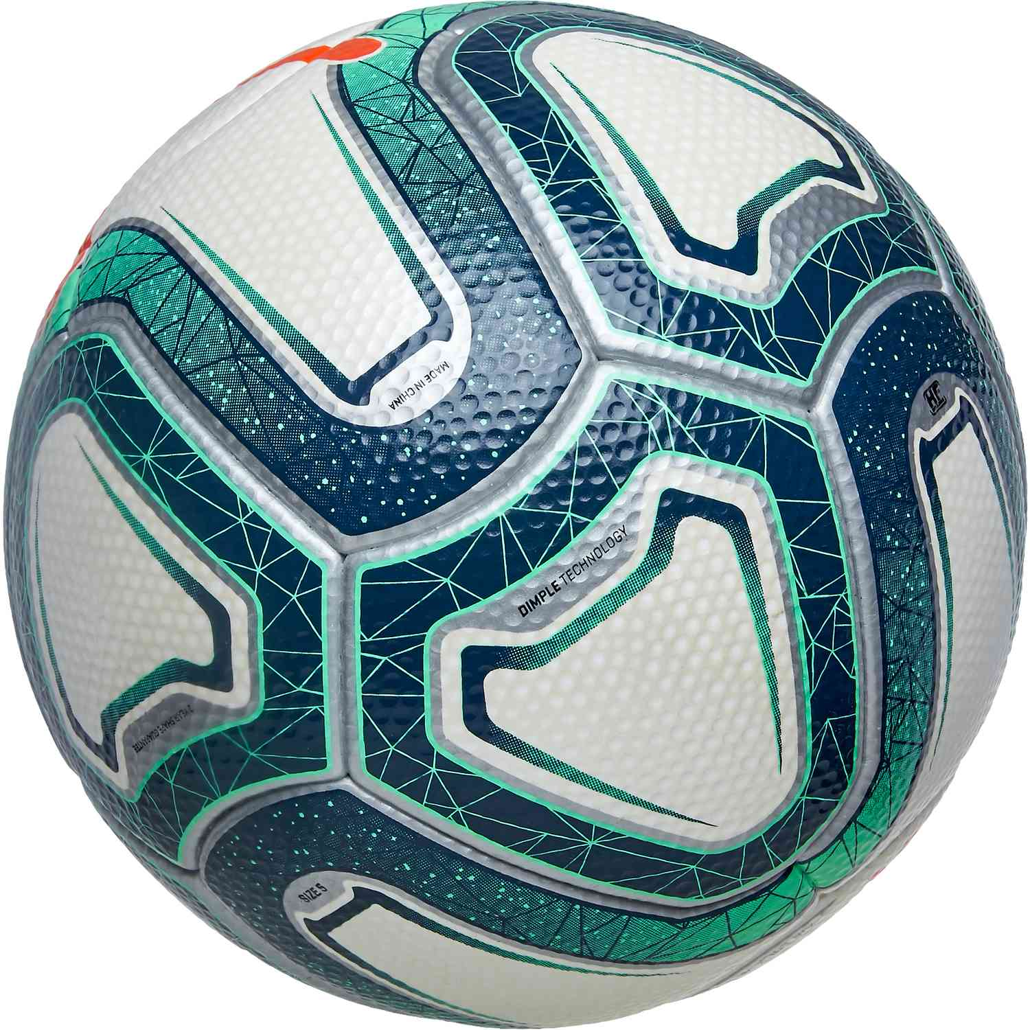 Mexico Soccer Ball Green Training Ball New In Package Size 5 Durable