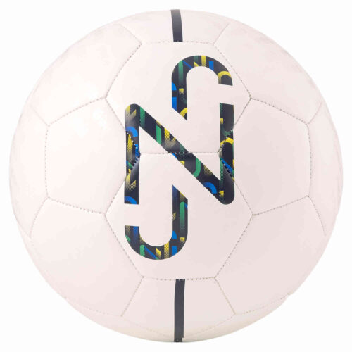 Puma Neymar Jr Graphic Soccer Ball – White