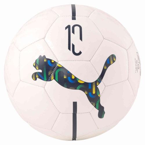 Puma Neymar Jr Graphic Soccer Ball – White