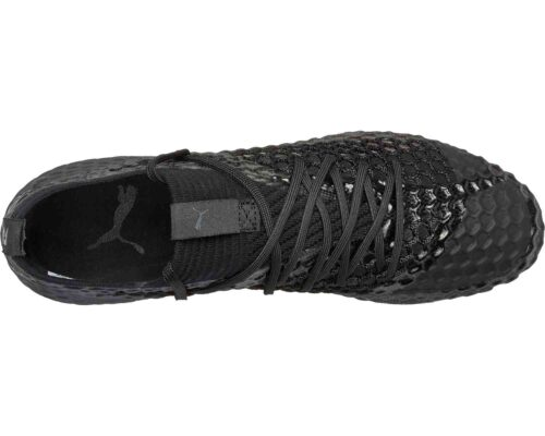 PUMA Future 18.1 Netfit FG – Triple Black