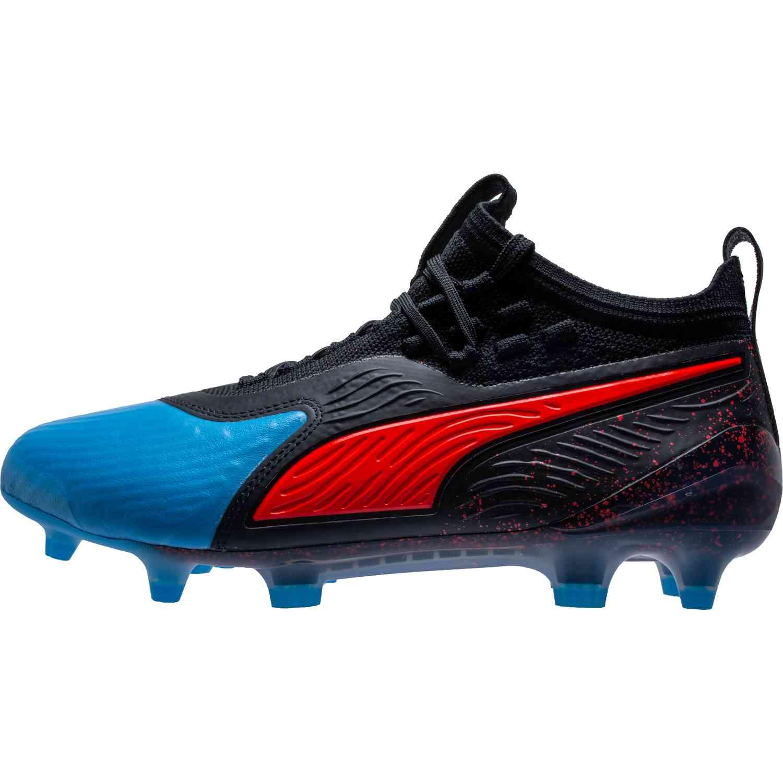 Puma ONE 19.1 FG - Power Up - SoccerPro 5ad9c63c1