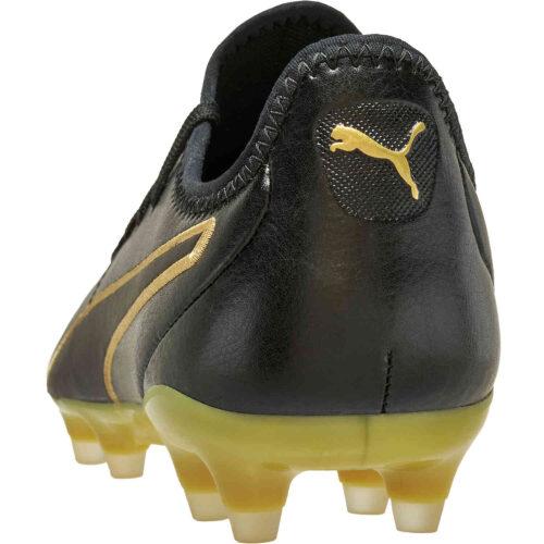 Puma King Pro FG – Puma Black & Puma Team Gold
