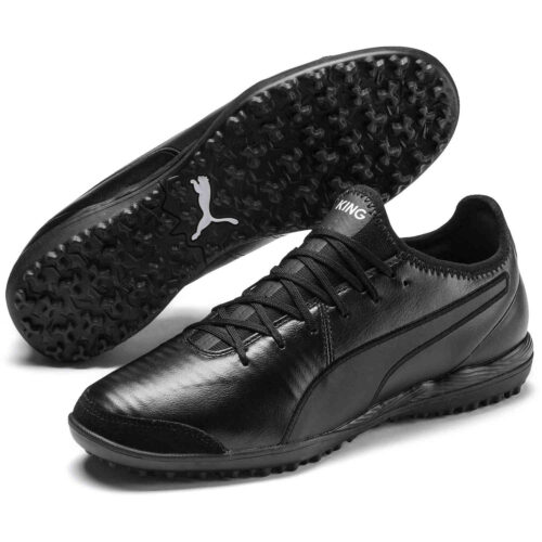 Puma King Pro TT – Black/White
