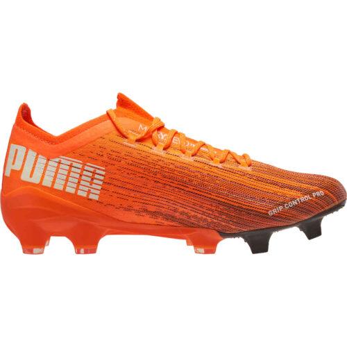 Puma Ultra 1.1 FG – Chasing Adrenaline