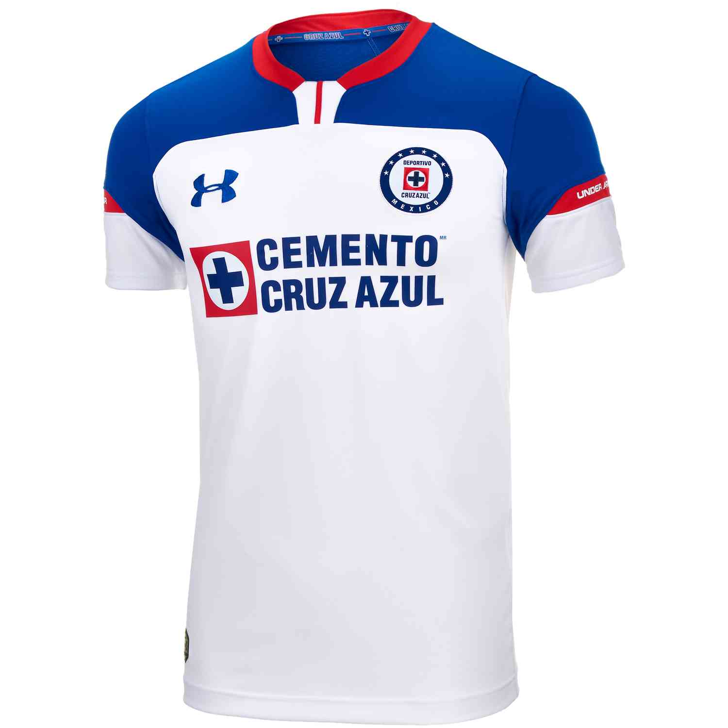67495ae0e Under Armour Cruz Azul Away Jersey 2018-19 - SoccerPro