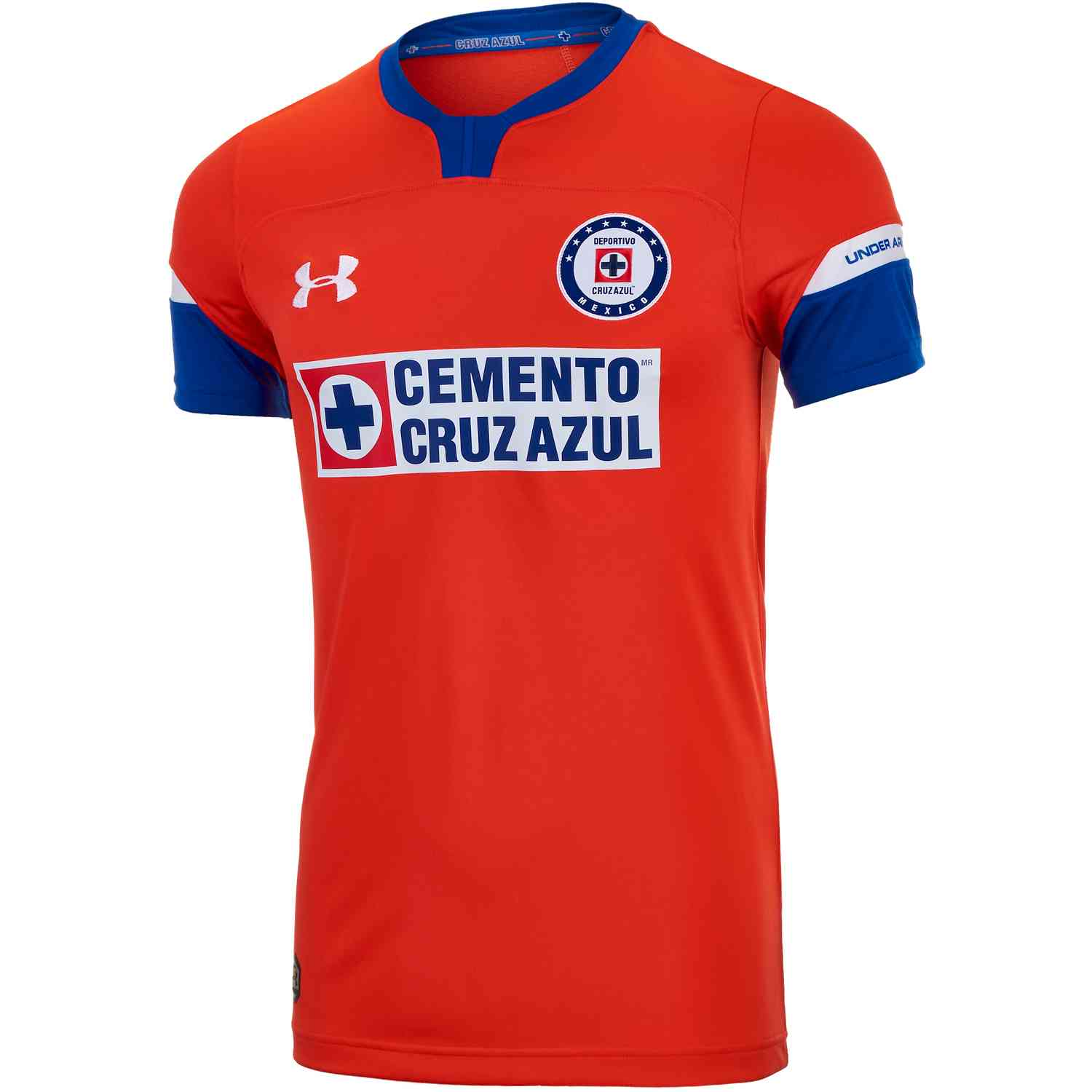 49405be18 Under Armour Cruz Azul 3rd Jersey 2018-19 - SoccerPro