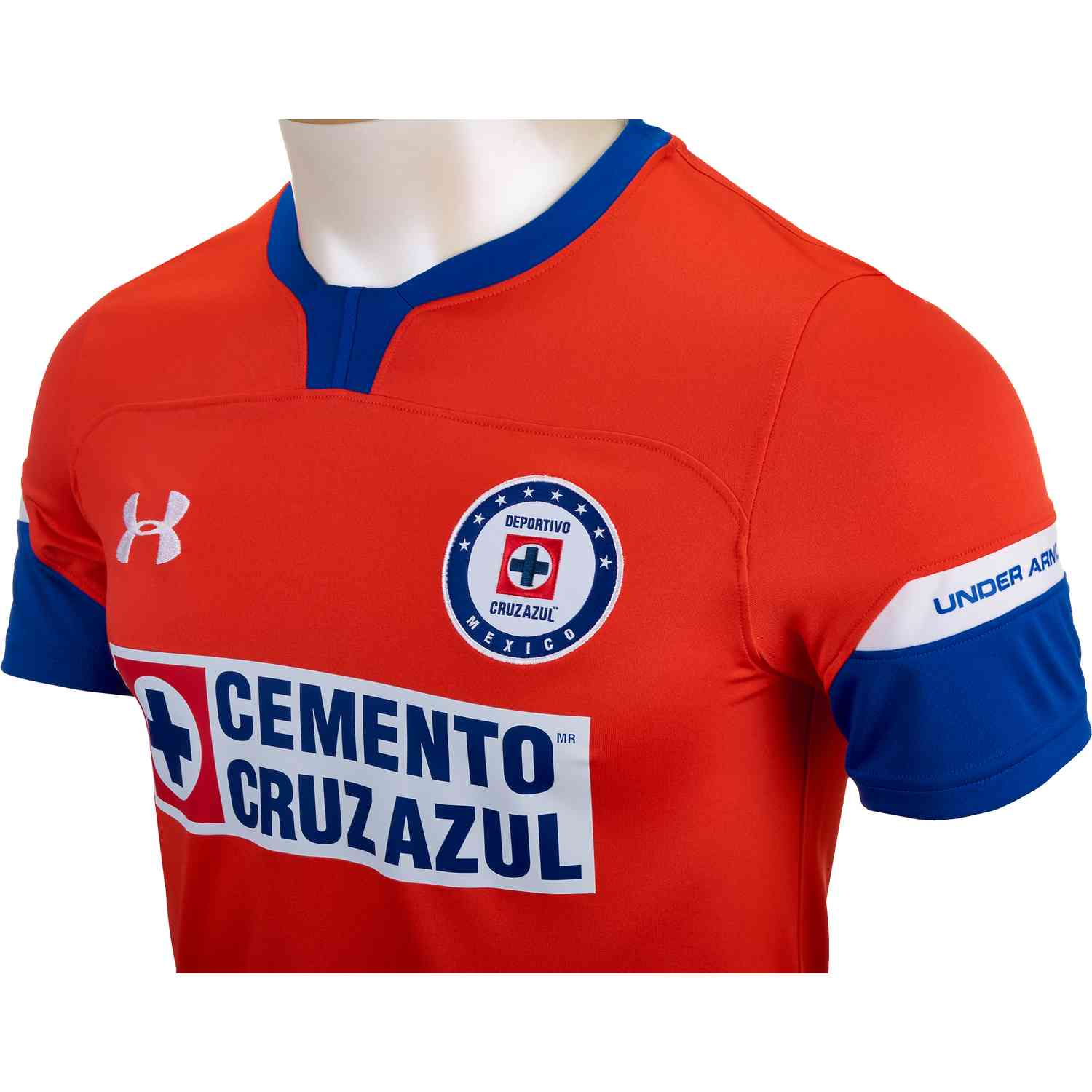 dc3a9aca512 Under Armour Cruz Azul 3rd Jersey 2018-19 - SoccerPro