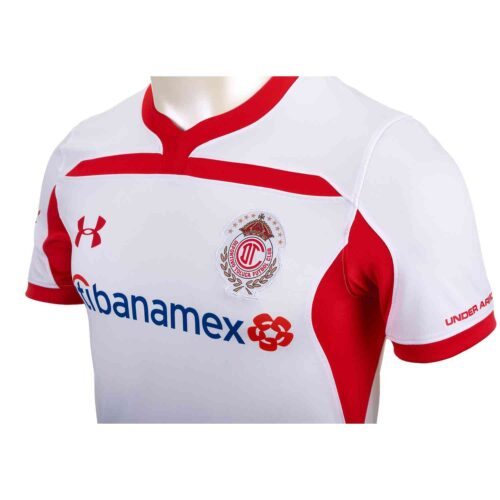 cheaper 22097 f4177 Under Armour Toluca Away Jersey 2018-19 - Cleatsxp