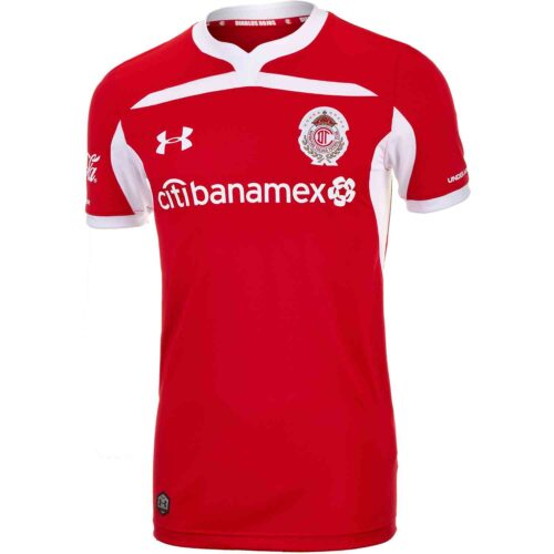 Under Armour Toluca Home Jersey 2018-19