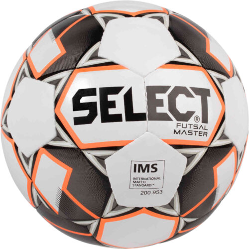 Select Master Futsal Ball – White