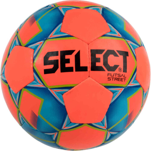 Select Street Futsal Ball – Orange