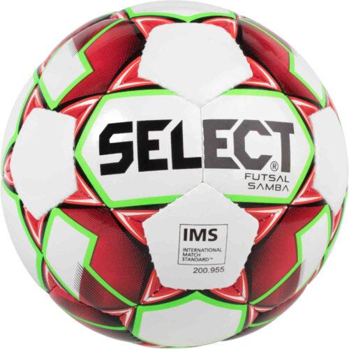 Select Samba Futsal Ball – White