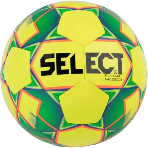 Select Magico Futsal Ball – Yellow