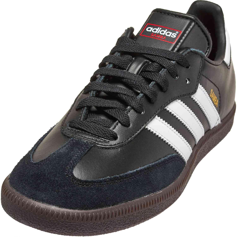adidas Samba - Black/White - SoccerPro