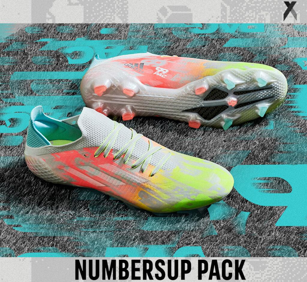adidas X Speedflow+ FG – Numbersup