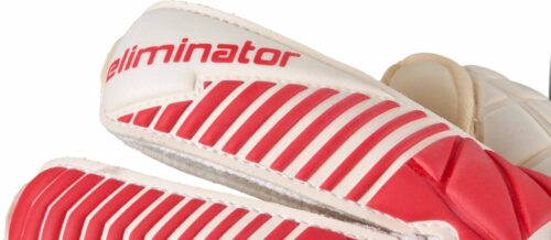 Uhlsport Eliminator Absolutgrip Goalkpeer Gloves – White/Red