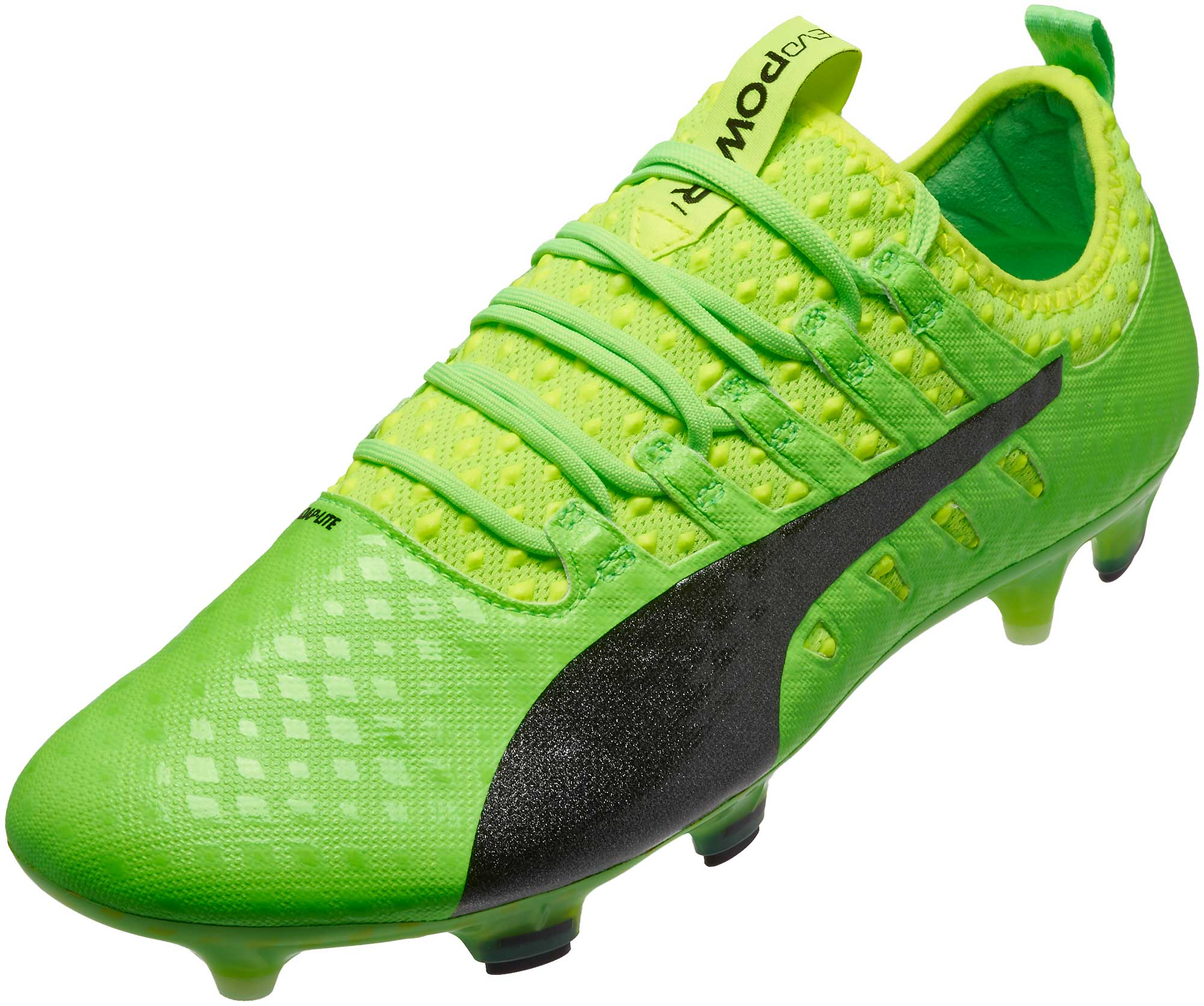 051027950d44 Puma evoPOWER Vigor 1 FG - Green Puma Soccer Cleats