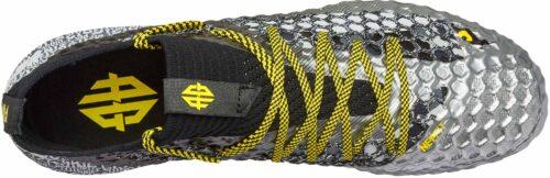 PUMA Future 18.1 Netfit FG – Grizi – Black/Vibrant Yellow