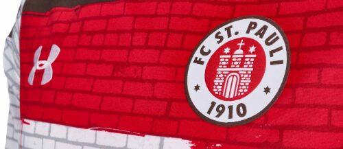 Under Armour FC St. Pauli Away Jersey 2017-18