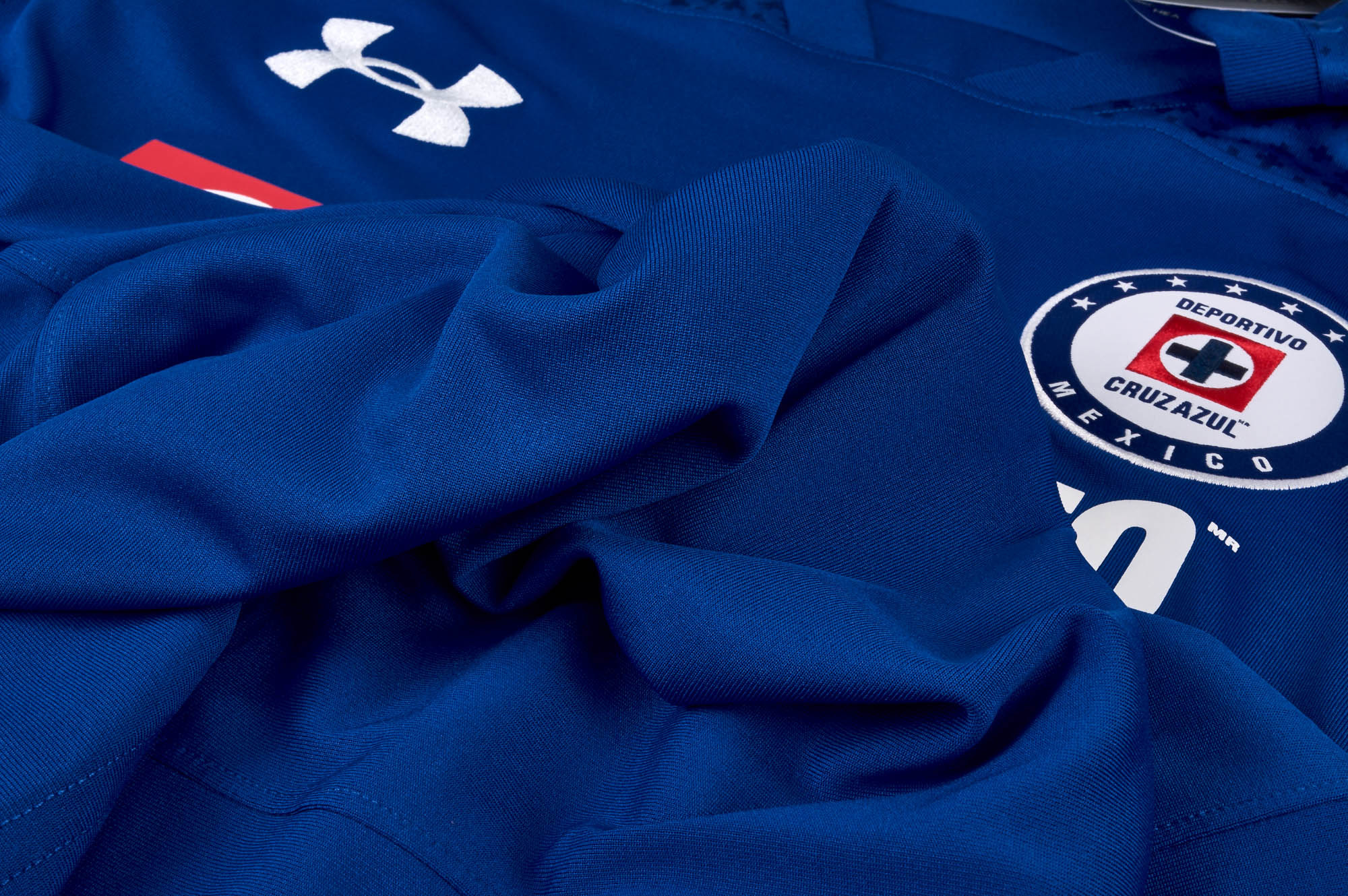 5d642832650 Under Armour Cruz Azul Home Jersey 2017-18 - SoccerPro.com