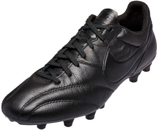 The Nike Premier – Triple Black