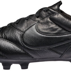 73c312887 The Nike Premier FG - Triple Black Nike Soccer Cleats