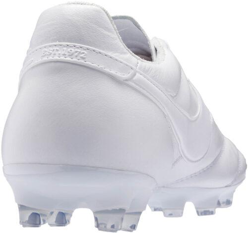 The Nike Premier – Triple White