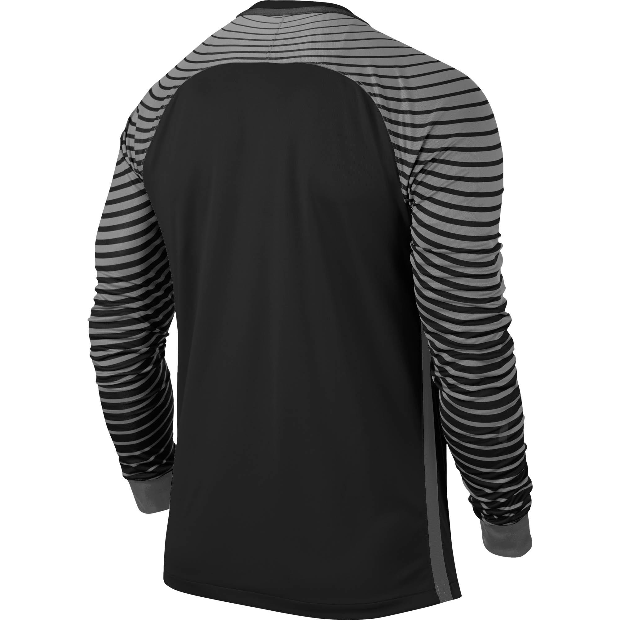 Nike Gardien Keeper Jersey - Black Goalie Jerseys ba2cfea40
