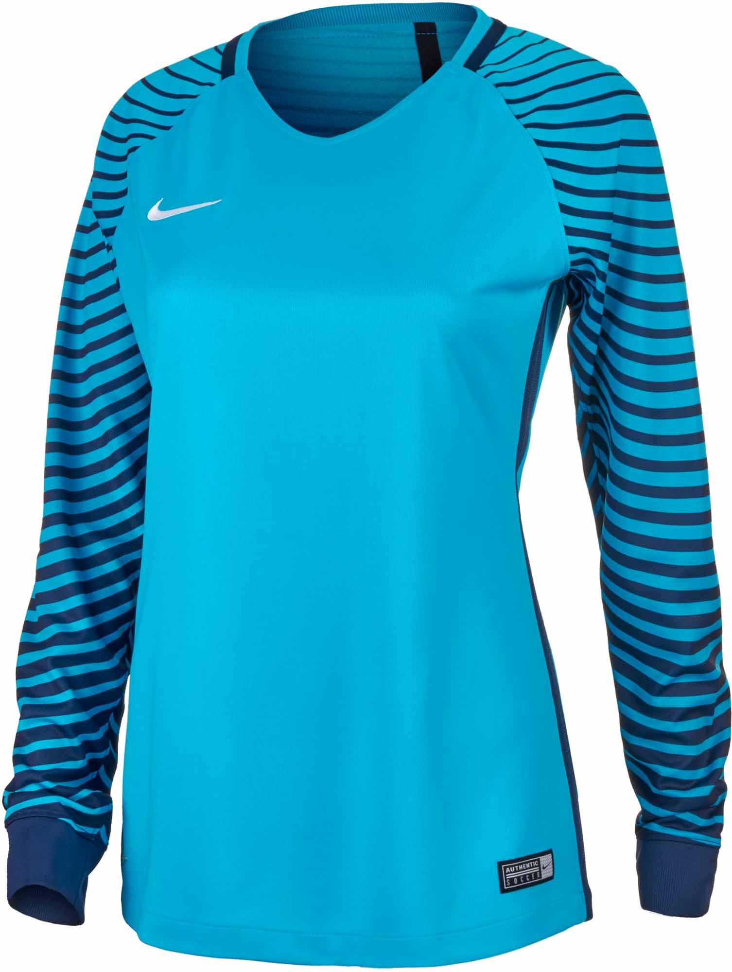 Nike Womens Gardien Goalkeeper Jersey