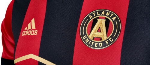 adidas Atlanta United Authentic Home Jersey 2017-18