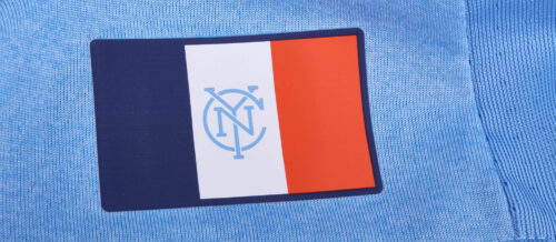adidas NYCFC Authentic Home Jersey 2017-18