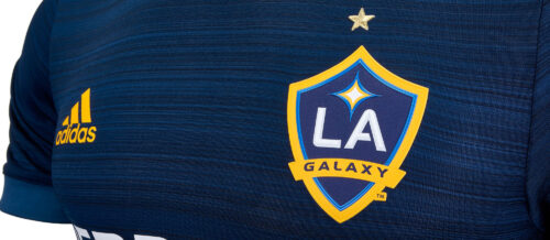 adidas LA Galaxy Authentic Away Jersey 2017-18